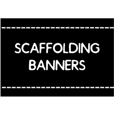 Scaffolding Banners